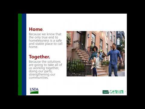 Connecting SNAP Employment And Training With Housing Services And Programs