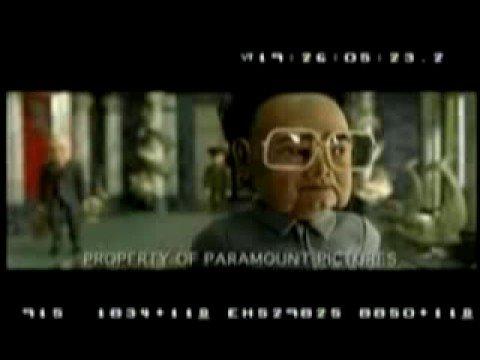 Kim Jung Il pwns Hans Blix