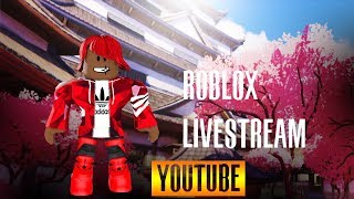 Roblox Crusher Livestream | Road to 50 subs