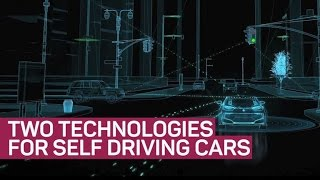 The two technologies that will make or break self-driving cars