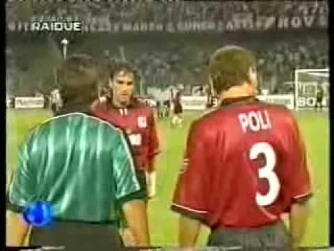 JUVENTUS-REGGINA 1-1 STAGIONE 1999-2000