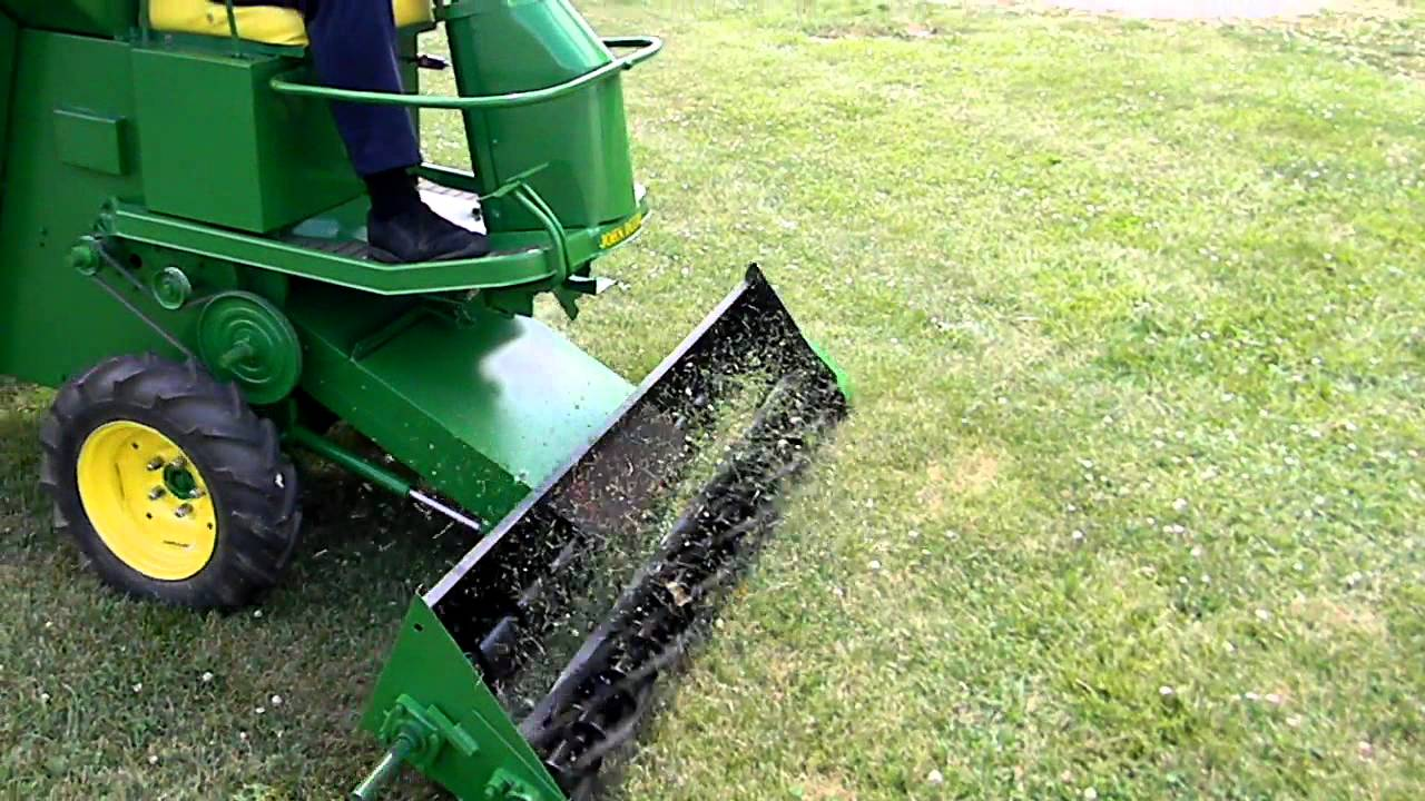 Lawn Mowin Combine Youtube