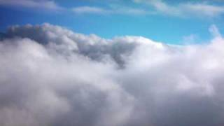 Floating on a Cloud Relaxation with Calm Music