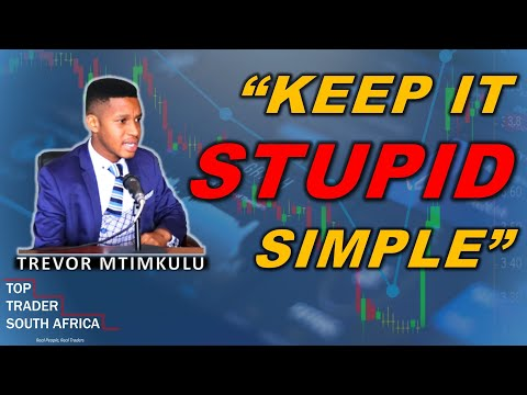 Trevor Mtimkulu's Forex Trading Stategy | Clips | Top Trader SA