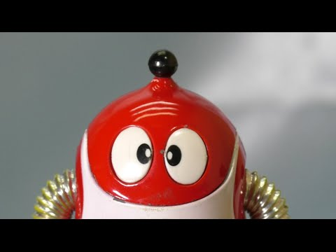 超合金 GB-62 ロボット8ちゃん レビュー robot 8chan chogokin review
