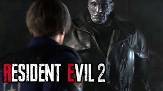 RESIDENT EVIL 2 REMAKE 🚓 • Es ist Mr. FCKN X!!!! • LET'S PLAY RESIDENT EVIL 2 REMAKE [10]