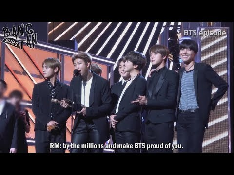 [ENG] 170530 [EPISODE] 방탄소년단(BTS) @ Billboard Music Awards 2017