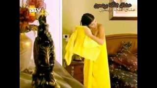 مشهد حسان وسمر في غرفة النوم محذوف من حلقة 45 مترجم