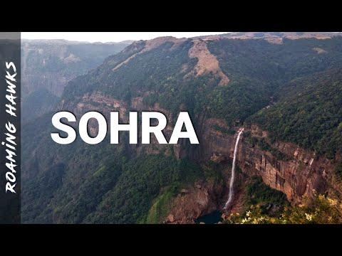 Meghalaya travel log - Sohra
