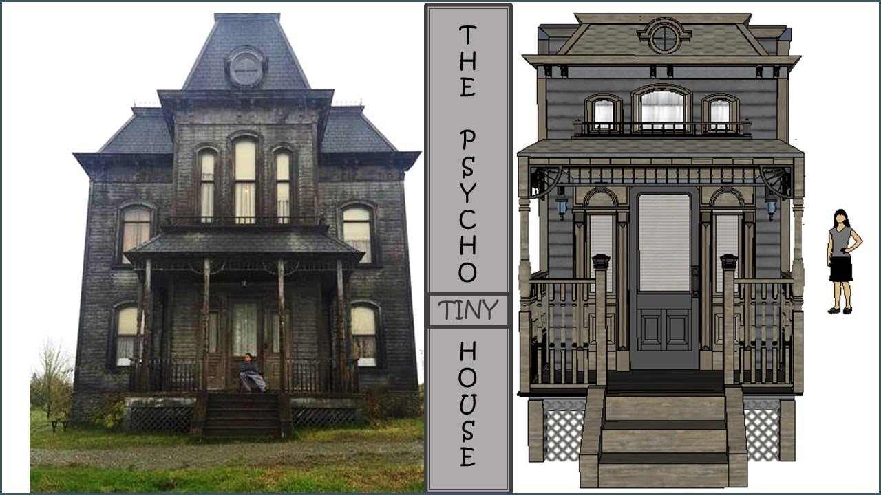 The Victorian Custom Tiny House by Rockwood Designs YouTube