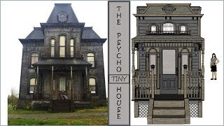 """""""the Victorian"""" Custom Tiny House By Rockwood Designs."""