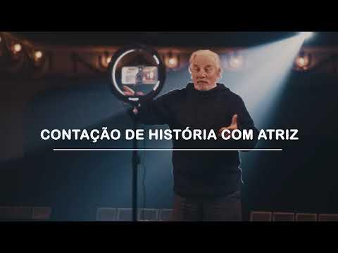 VIDEOAULA CONTAÇÃO DE HISTÓRIA COM ATRIZ