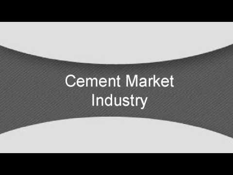 Cement Market Industry