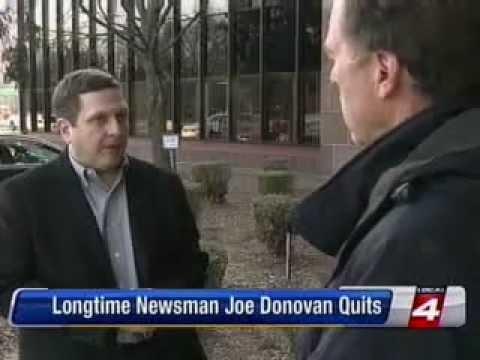 Matt Friedman discusses longtime WWJ anchor Joe Donovan's resignation