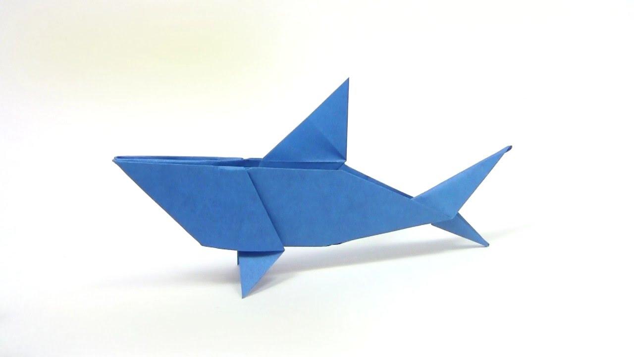 Оригами Акула (Yukihiko Matsuno)