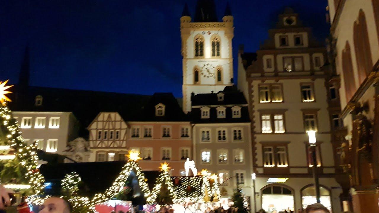 Weihnachtsmarkt In Trier.Trier Weihnachtsmarkt Foodloaf Unterwegs