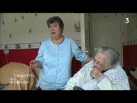 Enquêtes de région : l'accueil dans les maisons de retraite
