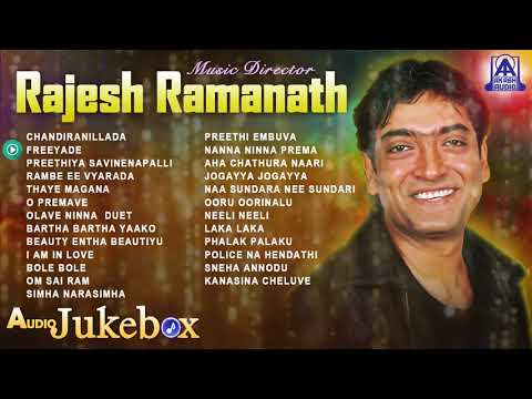 Music Director Rajesh Ramanath | Super Hit Kannada Songs of Rajesh Ramanath