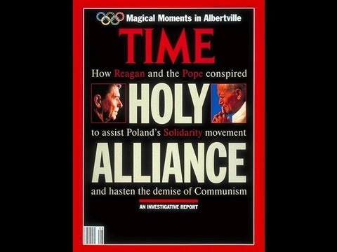 The CIA/SMOM Holy Alliance that took down Communism