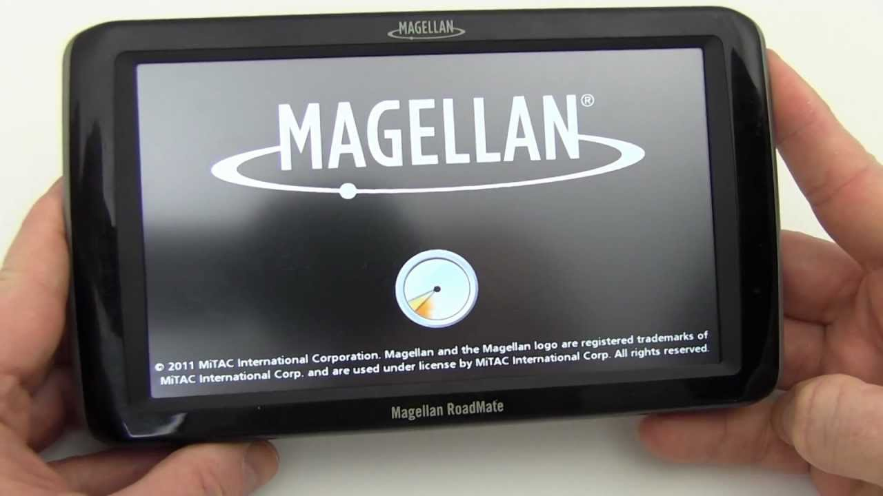 How to reset magellan roadmate