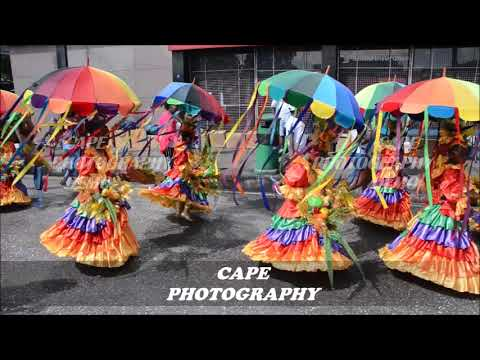 TRINIDAD AND TOBAGO KIDDIES CARNIVAL 2018 PT1