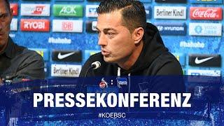 PK vor 1. FC Köln - Bundesliga - 6. Spieltag - Hertha BSC
