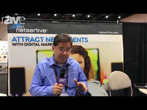 CEDIA 2017: Netsertive Helps National Brands and AV Integrators Grow Business