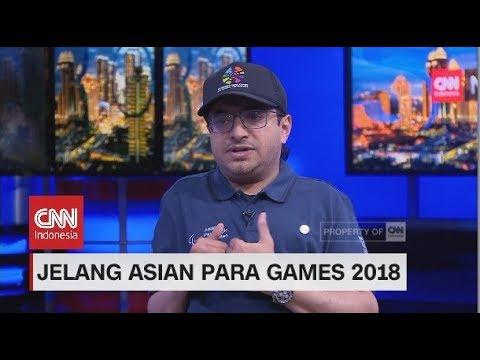 Dialog Dengan Majid Rashed - Presiden Asian Paralympic Committee
