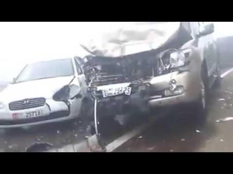 Dubai Abu Dubai Road Accident  2016