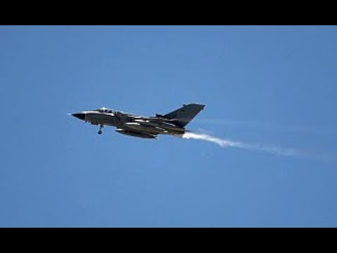 Nellis AFB Jet Action During Green Flag - May 2018