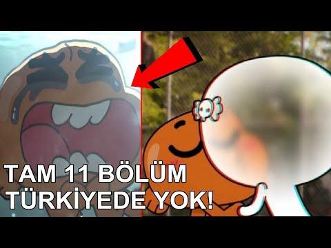 GUMBALL'IN TÜRKİYE'DE YAYINLANMAYAN BÖLÜMLERİ! - (TAM 11 BÖLÜM!)