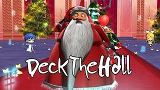 Deck The Halls Song | Car Songs | Kids Songs | Cartoon Songs | Christmas Songs