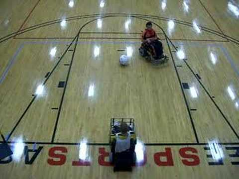 Divsion One Power Soccer Nationals Shoot Out