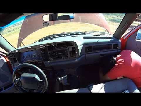 1994-1997 Dodge Ram Heater Core Replacement Pt1