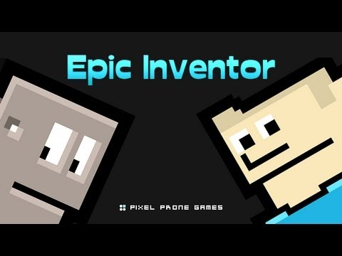 """Epic Inventor Let's Play: Ep24 """"Mines and Defenses"""""""