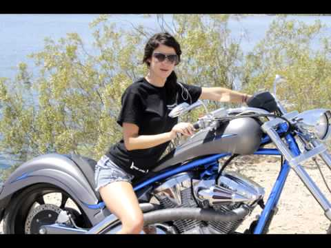 Honda Fury Custom Built By Low And Mean Youtube