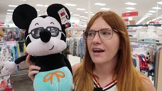 Target Shopping For Fun Disney Stuff, We're Pancake Vloggers Now & An Update! | Home Vlog