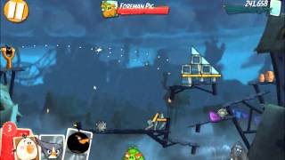 angry Birds 2 Level 200 - Angry Birds 2 Walkthrough FULL HD SKILLGAMING