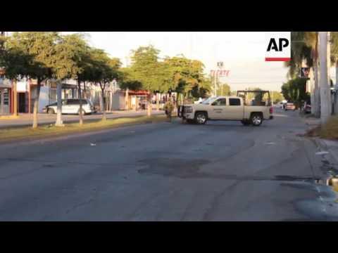 Mexico - Mexico fugitive drug lord Joaquin Guzman Loera recaptured / Mexico operation to detain drug