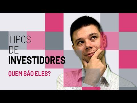 Tipos De Investidores - Investidor Profissional, Investidor Qualificado, Investidor Não Residente