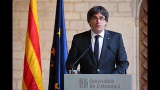 TV3 - Divendres - El perfil de Carles Puigdemont i Marcela Topor El exilio político impropio de Carles Puigdemont Valoración de urgencia sobre la
