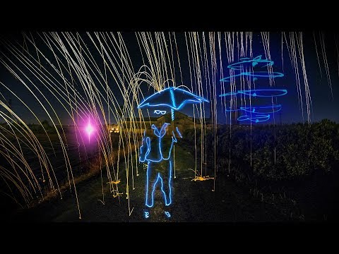 GoPro Awards: Light Painting