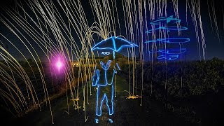 GoPro Awards: Light Painting