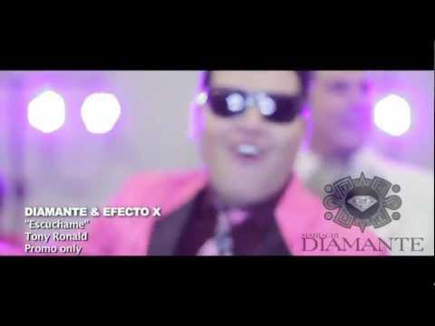 Mariachi Diamante ft Efekto X  - Escuchame (Video Oficial)