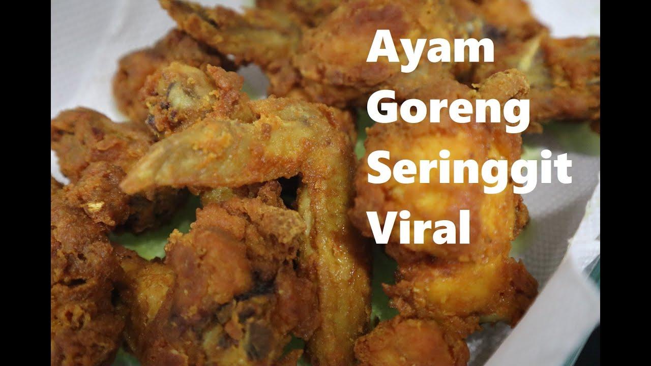 resepi ayam berempah viral  joglo Resepi Ayam Percik Thai Enak dan Mudah
