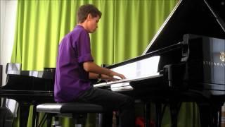 Cage The Songbird - Elton John - Steinway & Sons Model D