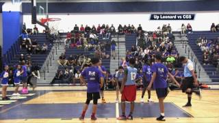 LPS Boys Basketball Intramural Championship 2017
