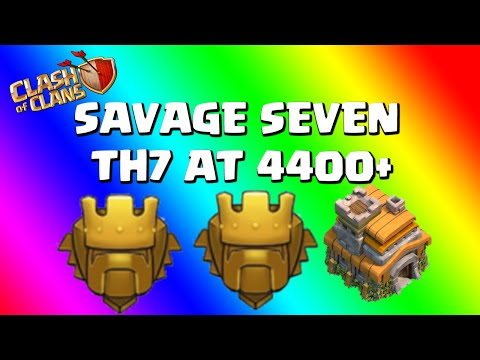 Savage Seven CoLeader Dankbuds Becomes The 3rd TH7 to Reach Titan 2  4400!