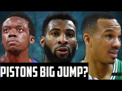 The Detroit Pistons Could Be The Surprise of the NBA | 2018 Season