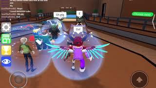 Roblox with friends.